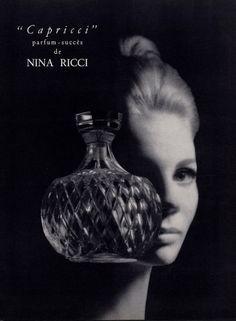 Nina Ricci Parfum 1963 -  Capricci