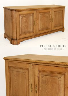 A Pierre Cronje Swedish Sideboard that looks very similar to one that Peter has in storage in Cape Town. Could it fit in this flat?