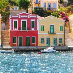 Greece Map, Greece Islands, Crete Greece, Greece Travel, Beautiful World, Beautiful Places, Learn Greek, Greek Beauty, Paradise On Earth