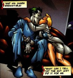 Joker and Harley Quinn - Mad Love