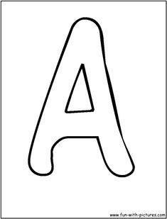 Printable Bubble Letters   Craft Jr.