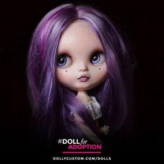 Custom Blythe Doll for Adoption by BohoBlythe  CHECK HERE  https://etsy.me/2L7KFda . . . . #dollycustom #blythe #blythedoll #blythedollcustom #blythecustom #blythecustomizer #ooakblythe #customblythe #dollstagram #blythestagram #blythelover #ブライス #customdoll #dollforsale #dollforadoption #dollyadoption