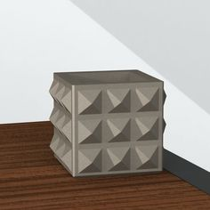 Pyramid Stud Planter Mold - Reusable Molds - Sizes S-XXL - Now available in 5 sizes!! Concrete Mold, Geometric Planter
