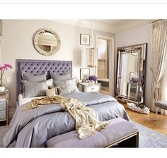 classy bedroom decor #Design #Inspire