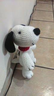 Häkelblog - Täglich neue Anleitungen: Snoopy