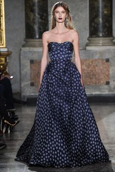 Luisa Beccaria Fall 2015 Ready-to-Wear