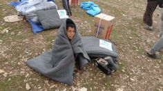 Winter conditions bring new hardship for more than 600,000 Syrian ...