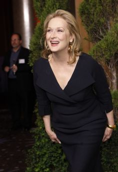 Don't know why, but I love this...Oh yeah, because it's Meryl.