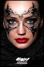 Resultado de imagen para makeup masks men