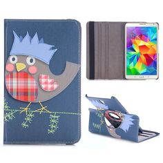 Samsung Galaxy Tab S (8.4) Vogel case, hoesje, cover