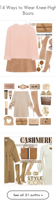 Designer Clothes, Shoes & Bags for Women Girly Outfits, Cool Outfits, Old School Fashion, Too Faced Cosmetics, Fall Looks, Knee High Boots, Editorial, Chanel, My Style