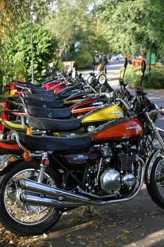 Old school, and I bet all you Harley rider's started out on one of these! If not, yer lyin!
