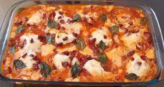 O Macarrão Assado é um prato prático, completo e muito saboroso! Com ele, você não perde tempo na cozinha e ainda oferece uma refeição deliciosa para os se