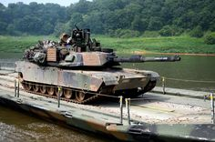 """M1A2 SEP v2 nicknamed """"Caballo loco"""""""