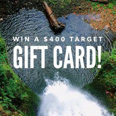 Target Giveaway (Instagram)