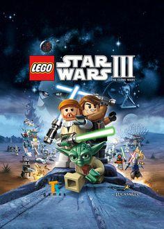 lego star wars iii the clone wars   LEGO Star Wars III : The Clone Wars PlayStation Portable - PSP - 2011