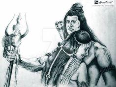 "Related o Devo ke Dev Mahadev Commerciall story about the greatest God "" Mahadev "". Shiva Purana, Lord Shiva Sketch, Abstract Horse Painting, Mother Kali, Shiva Parvati Images, Devon Ke Dev Mahadev, Rudra Shiva, Shiva Shankar, Hindu Statues"