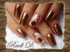 In the Bronx by RadiD - Nail Art Gallery nailartgallery.nailsmag.com by Nails Magazine www.nailsmag.com #nailart