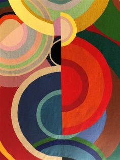 View Automne by Sonia Delaunay on artnet. Browse more artworks Sonia Delaunay from Galerie Hadjer. Art Lessons, Geometric Art, Art Painting, Abstract Artists, Pablo Picasso Paintings, Abstract Art, Abstract, Sonia Delaunay, Inspirational Artwork