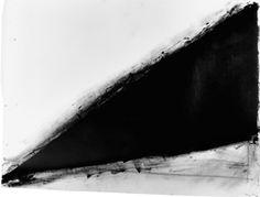 Richard Serra, Untitled, Paintstick on Paper, 1973
