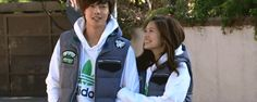 so cute - playful kiss