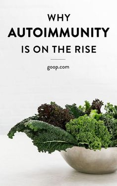 We wanted to know, for women who are healthy, relatively young, don't have a history of autoimmune issues—what preventative steps can they take to protect themselves from an autoimmune disease?