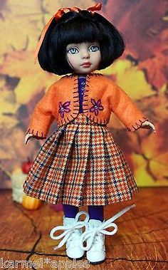 PLaiD-PeRKy-a-3-PC-cute-outfit-for-8-Patsyette-Tiny-Betsy-McCaLL-DoLLs-CLOTHES