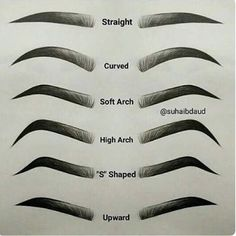 What one are you? mine are soft arch xxxx @suhaibdaud