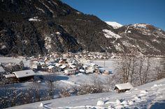 Das idyllische Feriendorf Tösens, liegt umrahmt von den malerischen Bergen der Ötztaler Alpen und der Samnaun-Gruppe.