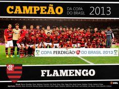 Flamengo é campeão da Copa do Brasil de 2013