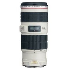 Canon 70-200 f/4L IS lens, a more realistic addition to the dream gear board