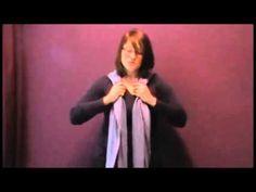 ▶ Rucksack binden mit gewebtem Tragetuch, Rucksack carry with a woven wrap - YouTube