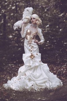 Fashion by Lénaïc Sanz