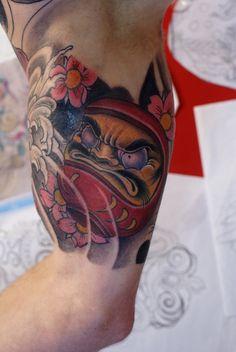 Tattoorium :Daruma