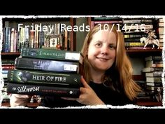 Friday Reads 10-14-16