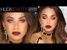 NEW Rose Gold Palette by Huda Beauty Eyeshadow Tutorial Huda Beauty Rose Gold Palette, Huda Beauty Eyeshadow, Rose Gold Makeup, Eye Makeup, Hair Makeup, Makeup 101, Makeup Stuff, Beauty Makeup, Fresh Face Makeup