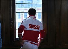 Roger...see outside the window..