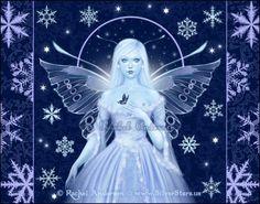 Snowflake by Rachel Anderson