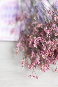 Lavender Flowers I Photo by Michelle Smith of Gather Goods Co
