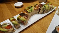 Vancouver Sushi: Our Top Tips For Finding Great Sushi In Vancouver Vancouver Food, Delicious Restaurant, Sushi Restaurants, Philadelphia, Rolls, Tasty, Ethnic Recipes, Buns, Bread Rolls