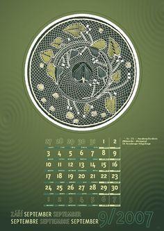 календарь 2007 Periodic Table, Germany, Album, Periodic Table Chart, Periotic Table, Deutsch, Card Book