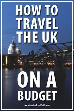 Along with the rest of Europe, the UK are known for its expensive train fares and pricey domestic flights. Growing up in England, we spent many hours working out the cheapest ways to get around the country. So here are our tips on hot to travel the UK on a budget.