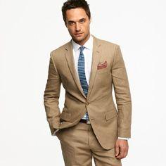 summer wedding suit