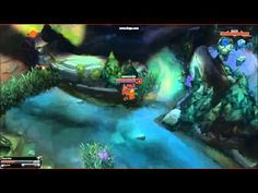 Leona jungle dragon steal