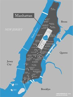 Manhattan, places to be !
