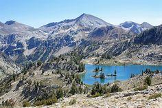 Eagle Cap Wilderness - Glacier Lake - Oregon...next camping trip:)