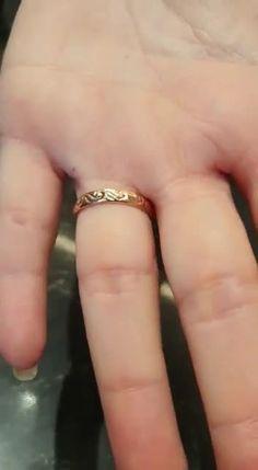 2Pcs//Set vintage papillon fleur Finger Band Ring Femme Mariage Bijoux Hot