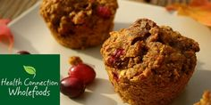 These recipes are delicious and suitable as snacks for children. The muffins are high in fibre and can be adapted to be wheat or gluten free.