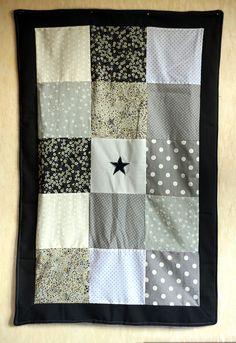 la couverture patchwork by tresmat, via Flickr