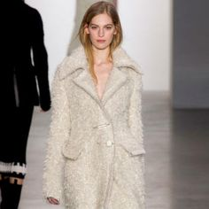 New York Fashion Week Fall 2014 - Best New York 2014 Runway Fashion - Harper's BAZAAR